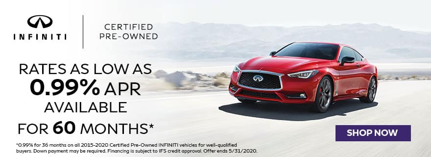 Certified Pre-Owned Offer