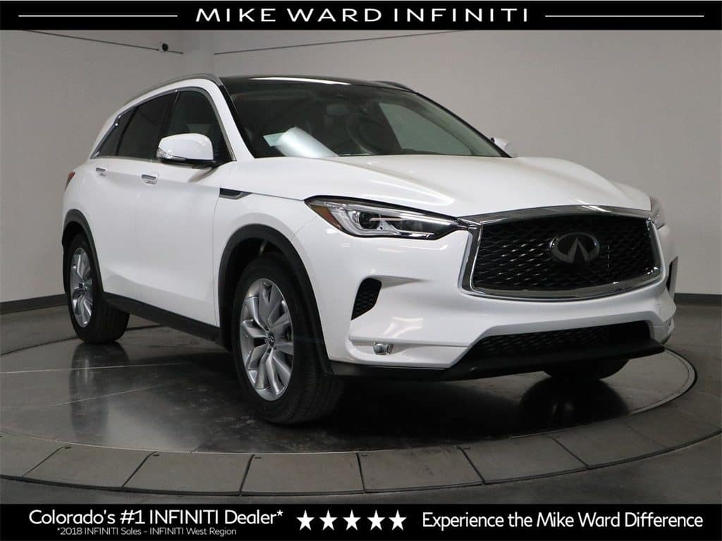 2020 Infiniti Qx50 Crossover Suv Available For Your Colorado Adventure