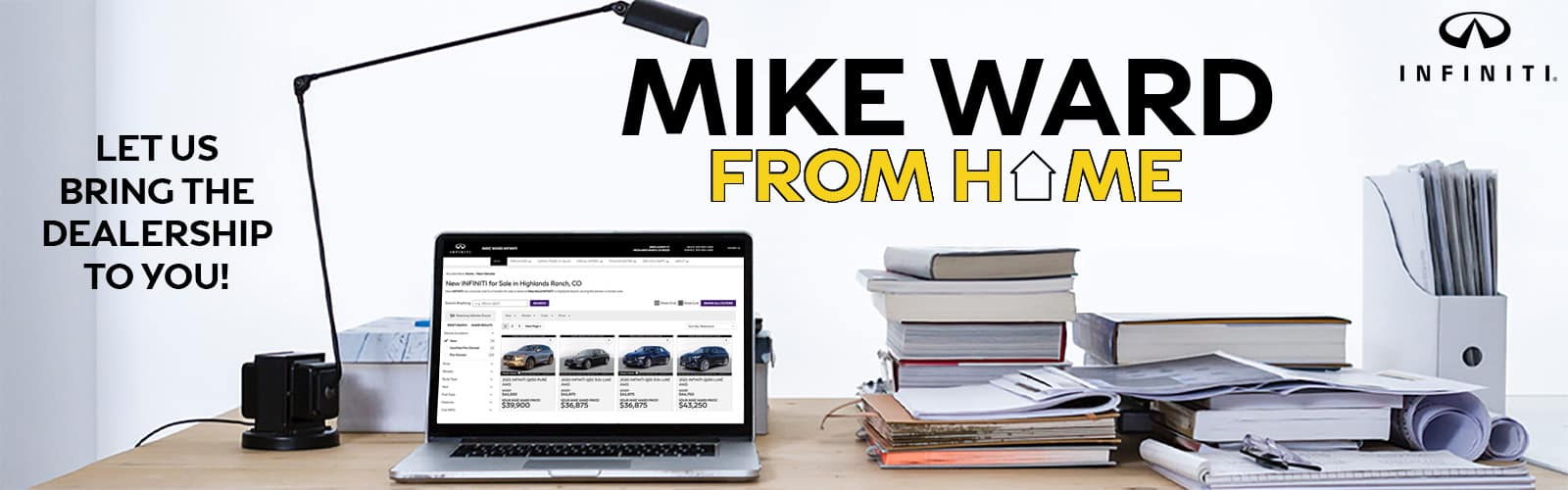 Mike Ward From Home