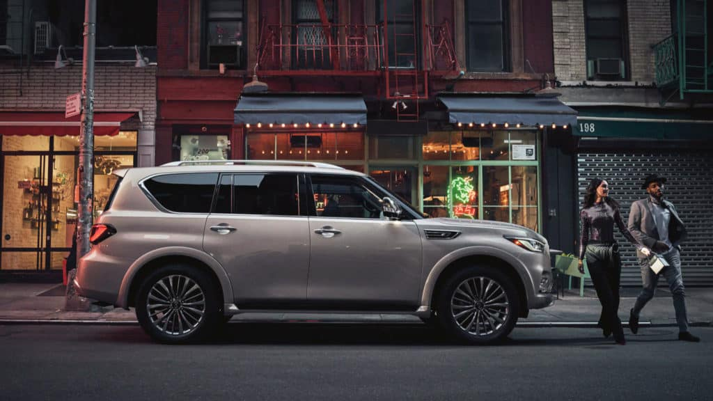 2021 infiniti qx80 luxury suv for lease or sale in denver