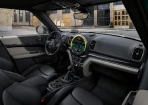 MINI Cooper Hardtop Interior
