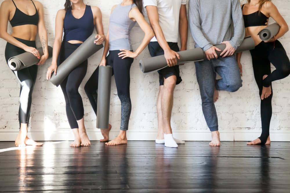 Pilates Studios in New York City