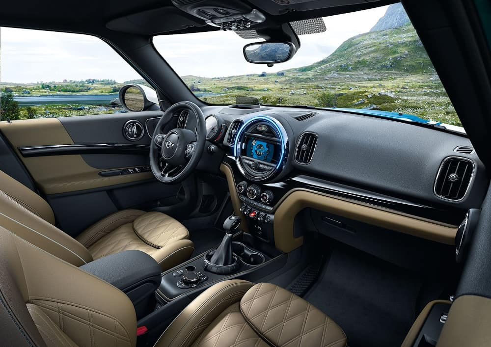 2019 MINI Countryman Interior Style Manhattan NY