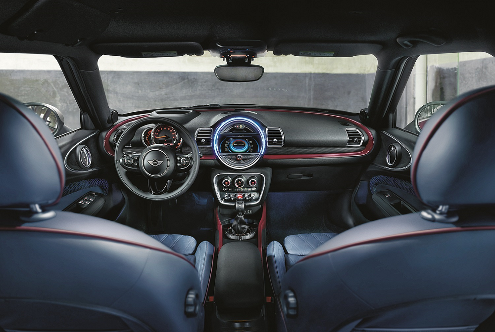 2019 Mini Cooper Clubman Interior Technology
