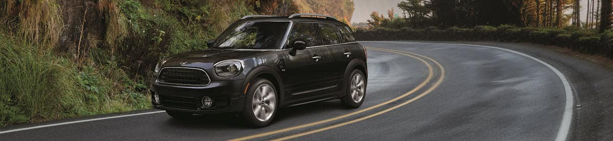 2019 Mini Countryman Cruising