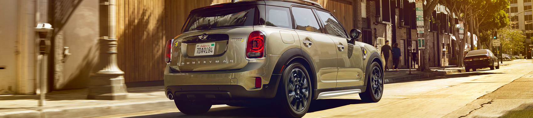 2019 Mini Countryman PHEV Driving