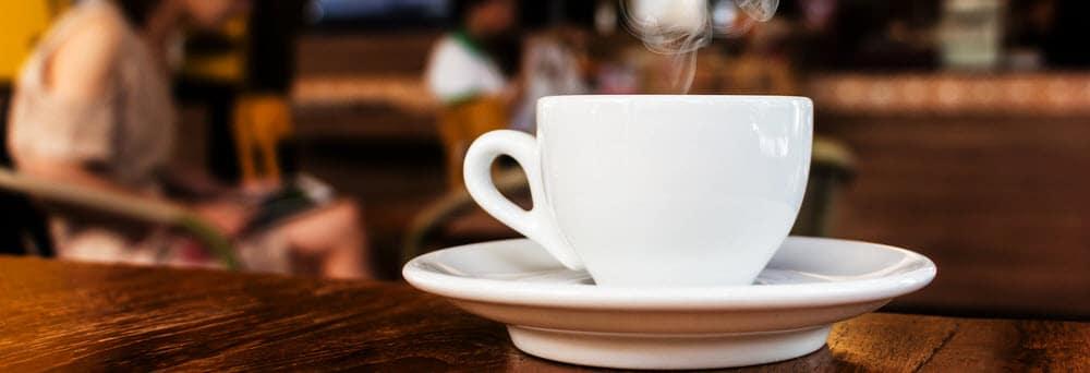 Coffee near Manhattan NY