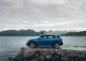 MINI Countryman Driving Performance