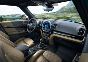 MINI Countryman Interior Features