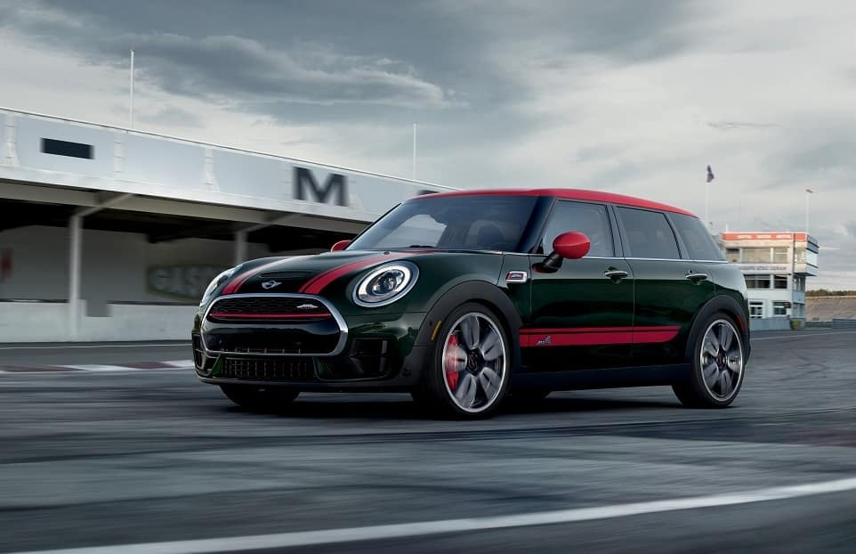 Mini Cooper Clubman Engine Specs