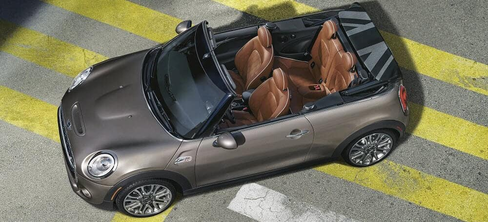 MINI Convertible Space