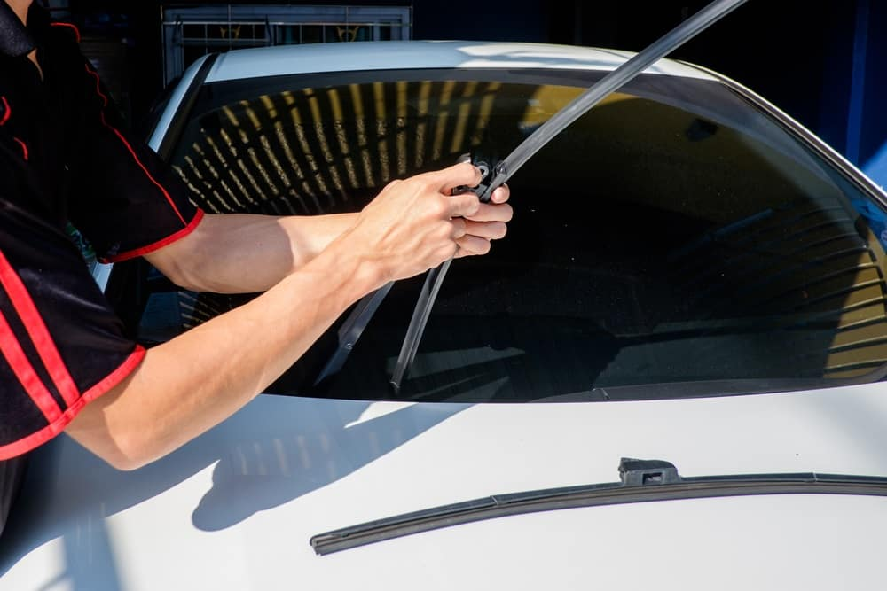 Wiper Blade Replacement Service