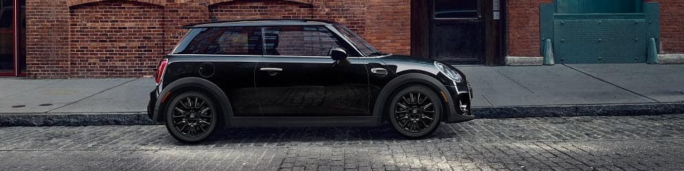 Mini Cooper S Black