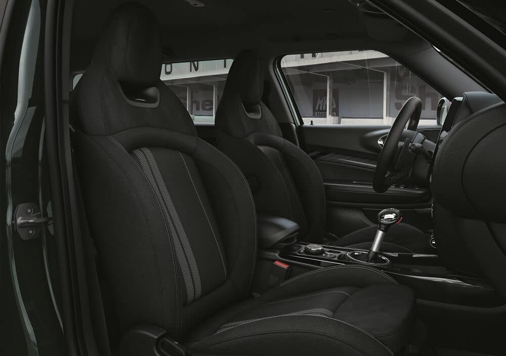 MINI Cooper Clubman Interior Space