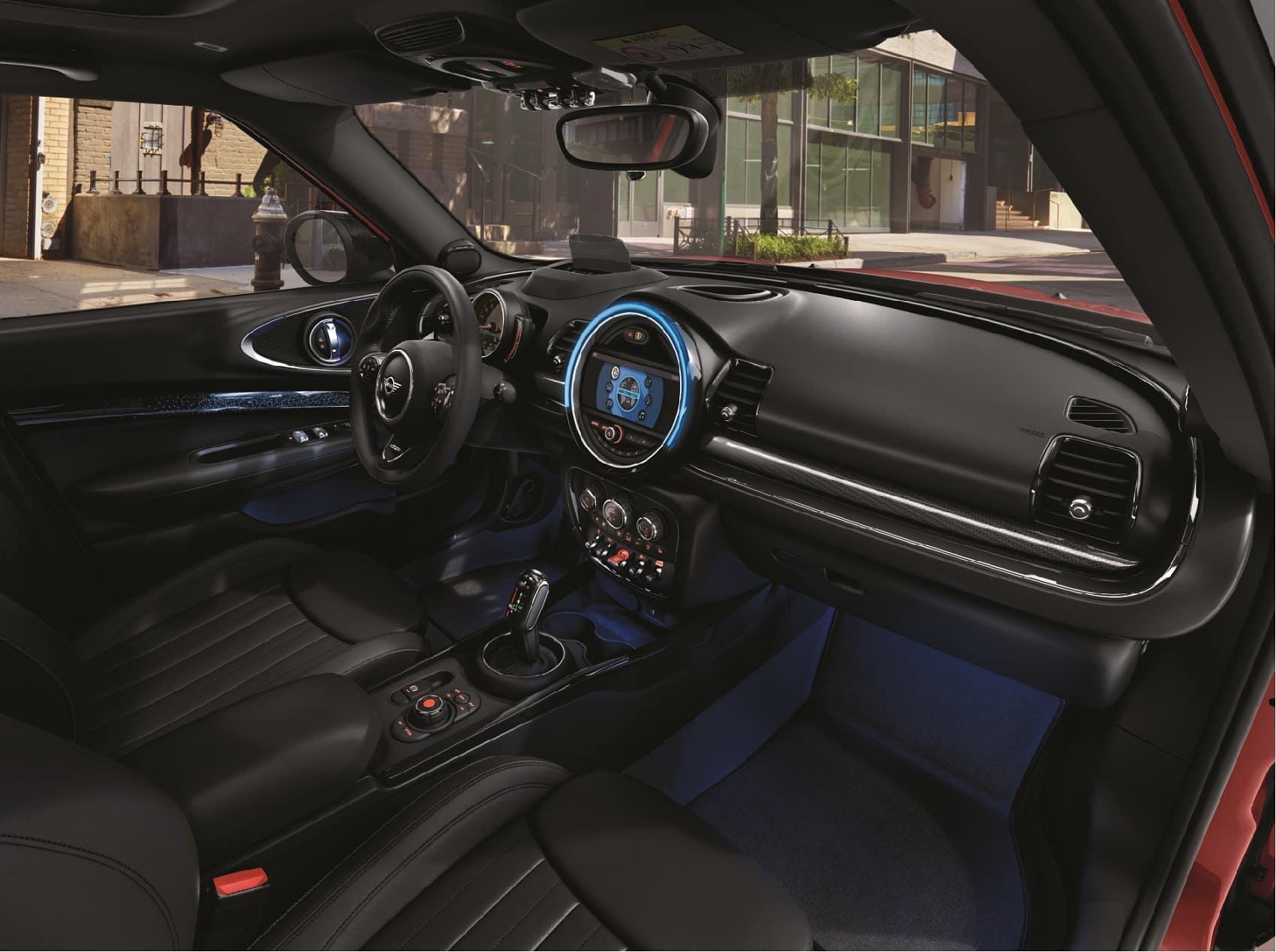 2020 Mini Cooper Clubman Interior