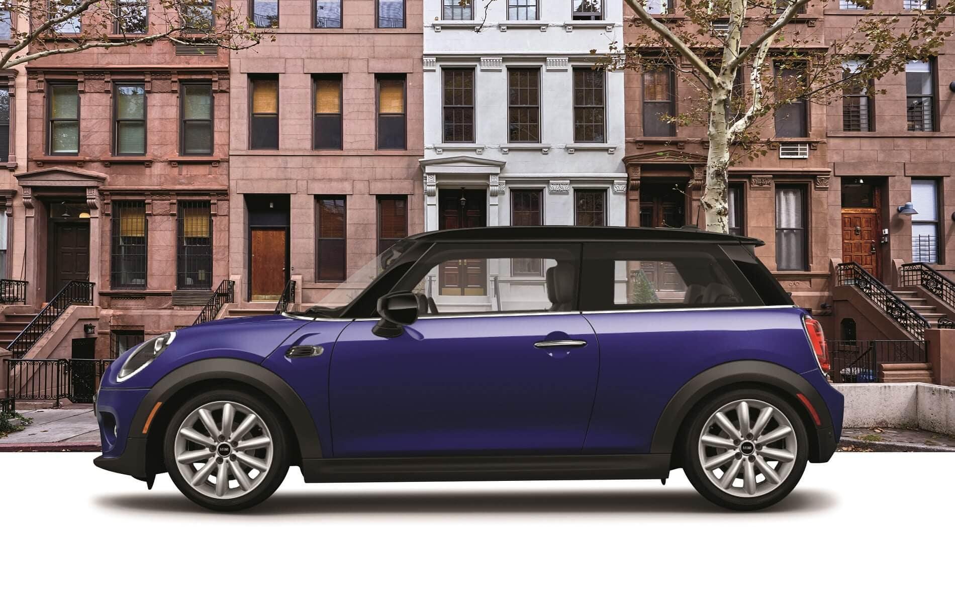 2021 MINI Cooper Oxford Edition Blue Manhattan NY