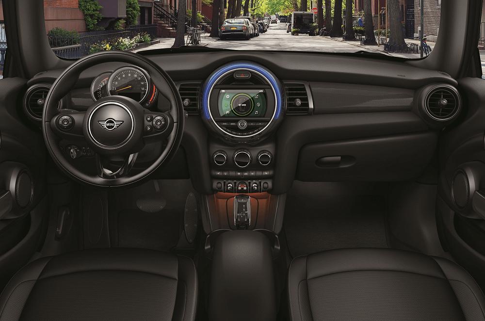 2021 MINI Cooper Oxford Edition Interior Manhattan NY