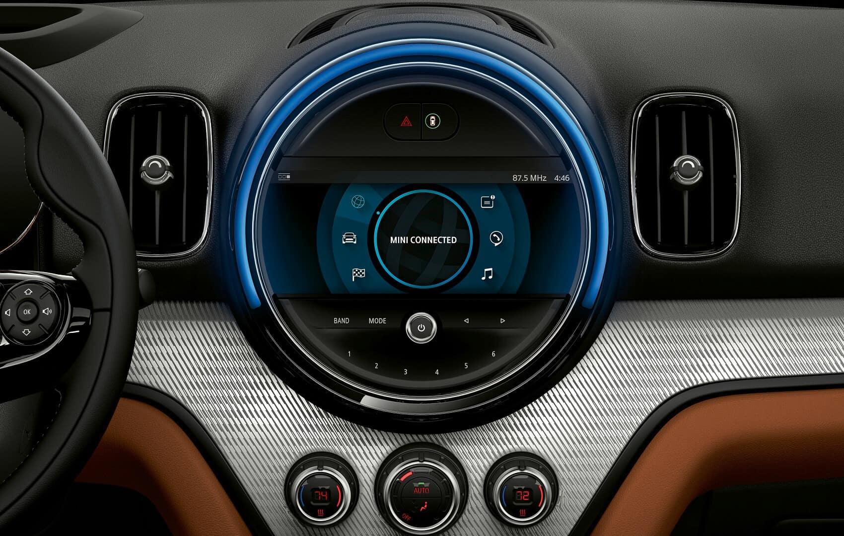 2021 Mini Countryman Interior Technology