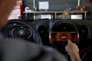 MINI Cooper Countryman vs Subaru Forester