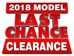 New - 2018 Model Year Jeep's Must GO!!