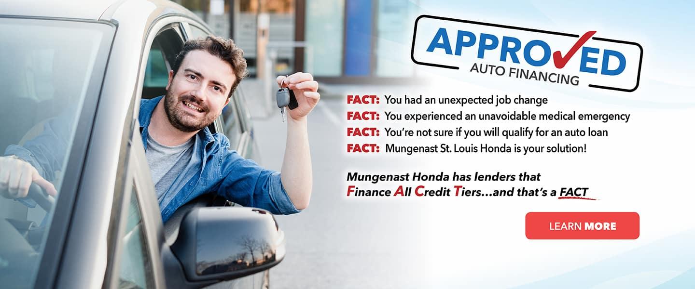 Mungenast St  Louis Honda | Honda Dealer in STL