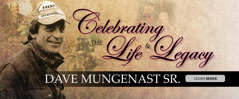 celebrating life and legacy