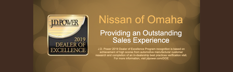 Outstanding Sales Experience