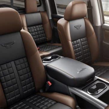 2019 Nissan Titan Seating