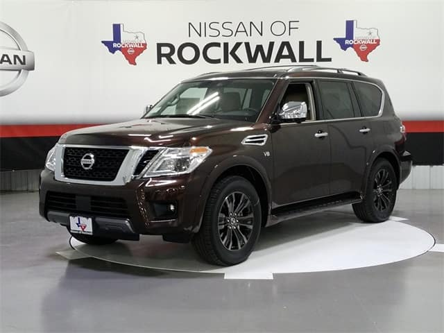 New 2019 Nissan Armada Platinum AWD Lease Special!!
