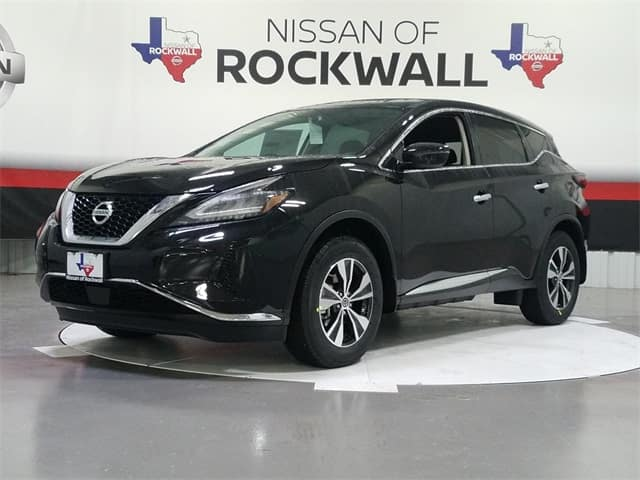 New 2019 Nissan Murano S With Navigation Lease Special!!