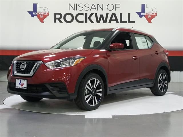 New 2019 Nissan Kicks SV FWD 4D Sport Utility Lease Special!!
