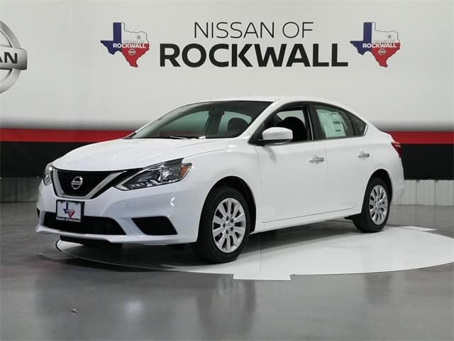 New 2019 Nissan Sentra S FWD 4D Sedan Lease Special!!