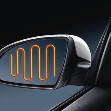 2019 Kia Optima Mirror