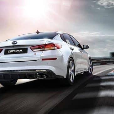 2019 Kia Optima On Track