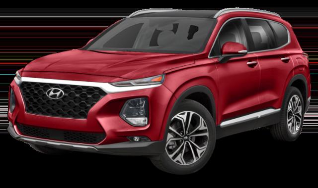 2019 Hyundai Santa Fe copy