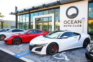 Ocean Auto Club Grand Opening