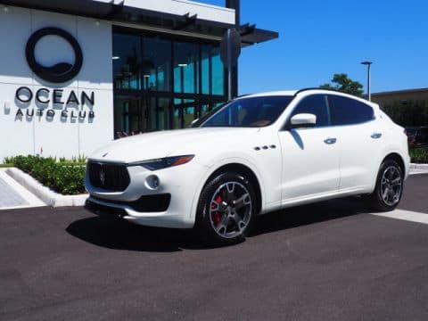 Used Maserati Doral FL