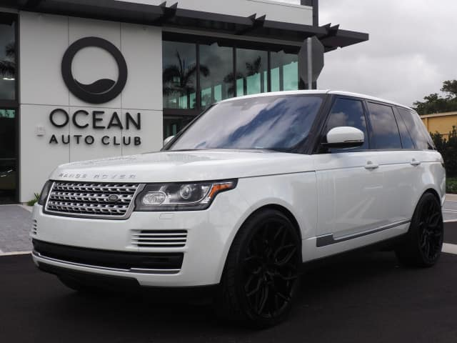 Used Land Rover Inventory for Sale near Hialeah, FL