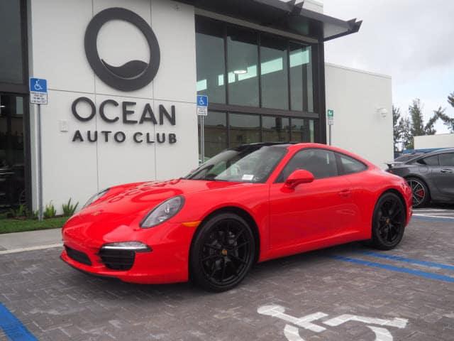 Porsche Maintenance near Hialeah, FL
