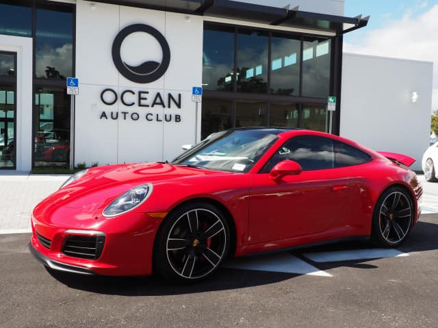 Used Porsche Models for Sale near Hialeah, FL