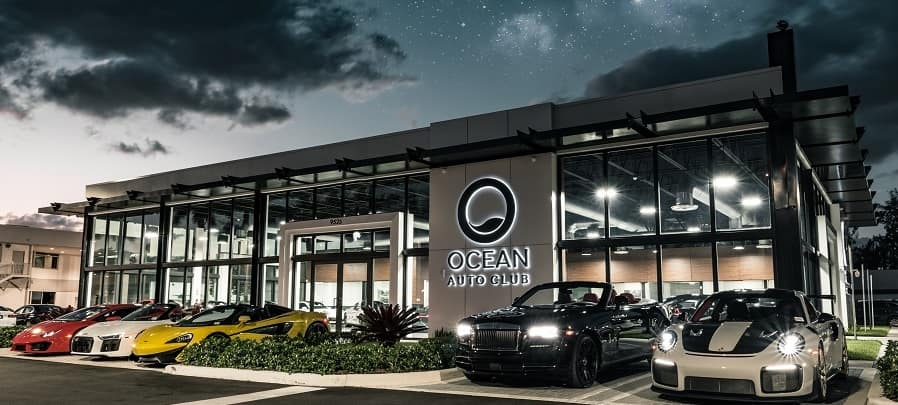 Exotic Car Dealerships Near Me >> Used Luxury Exotic Vehicles For Sale Gladeview Fl Ocean