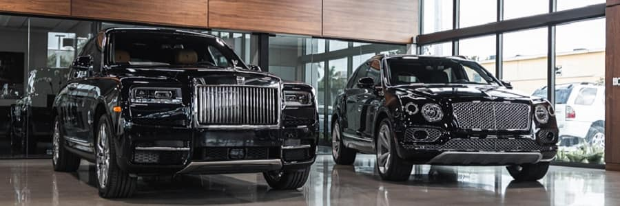Why Buy Luxury Vehicles Used