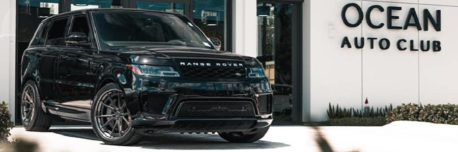 Range Rover For Sale Plantation FL