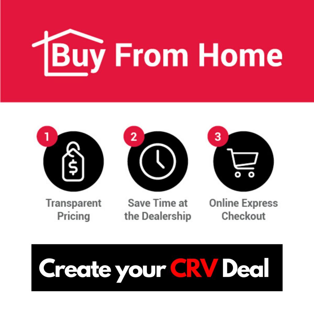 Shop and Buy a 2020 Honda CRV ONLINE from Okotoks Honda, South of Calgary