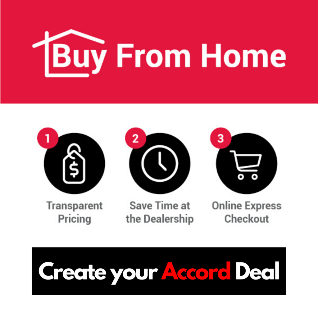 Shop and Buy a 2020 Honda Accord ONLINE from Okotoks Honda, South of Calgary