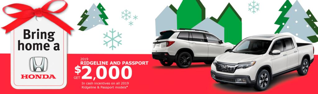 2019 Honda Passport from Okotoks Honda, South of Calgary