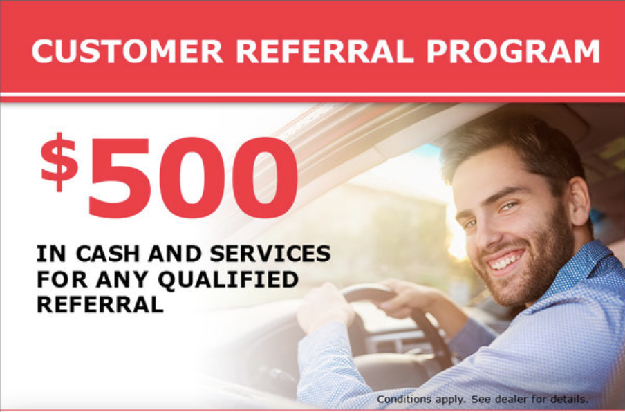 2020 Customer Referral Program