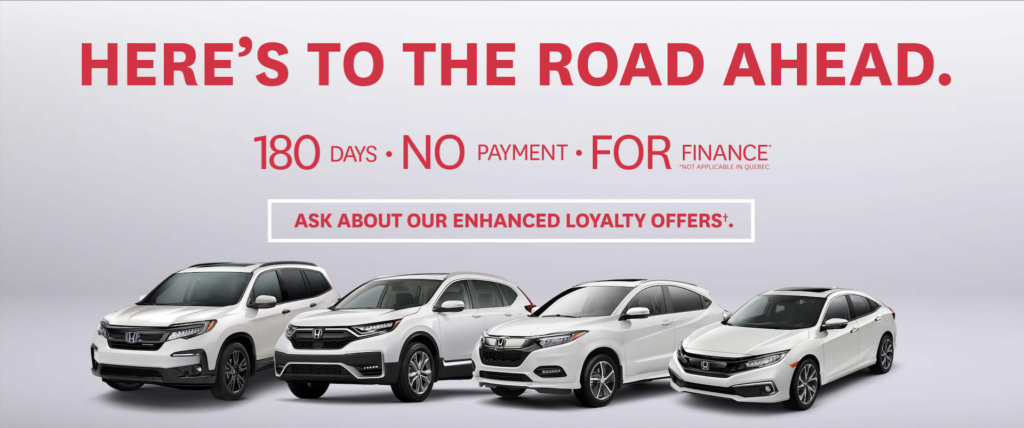 180 Days - No Payments - Finance