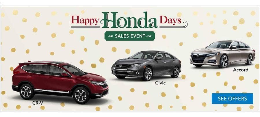 Honda November Incentives