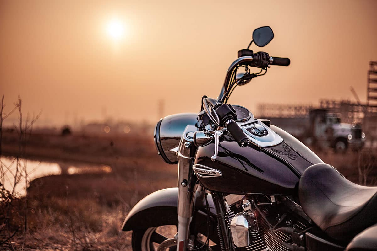 HOW TO BUY A HARLEY WITH BAD CREDIT